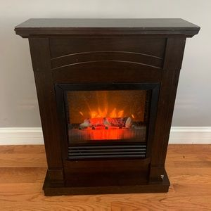 Electric heating fireplace!